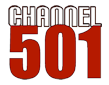 Channel 501 Logo